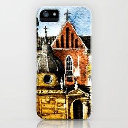 Wawel iPhone Case