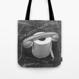 Unwanted Calls Tote Bag