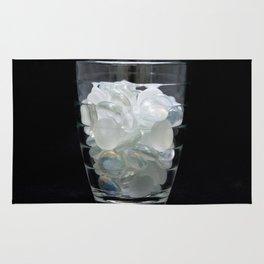 Drinking Glass Rug