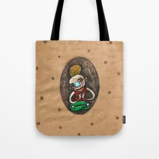 Kundalini shakti Tote Bag