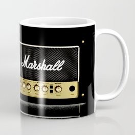 Gray amp amplifier Coffee Mug