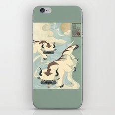 Original Bending Masters Series: Sky Bison iPhone & iPod Skin