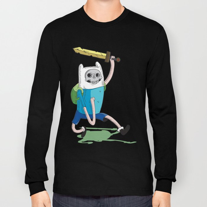 DEAD TIME Long Sleeve T-shirt