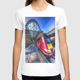 Virgin Train Kings Cross Station T-shirt