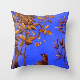 chinois 1835 Throw Pillow