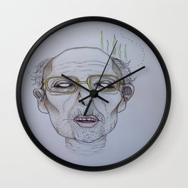 """""""He swims with the fishes"""" -The Godfather Wall Clock"""