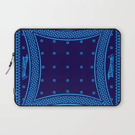 Morning Star (Blue) Laptop Sleeve
