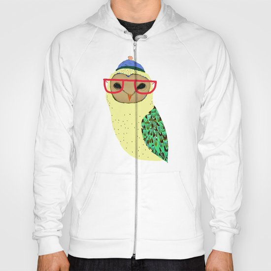 I Love Owls Hoody