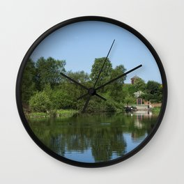 The Anglesey Branch Wall Clock