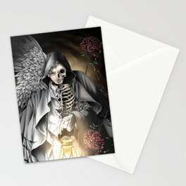 God or Devil - Promised Neverland Norman Stationery Cards