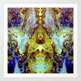 mirror 11 Art Print