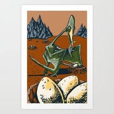 Birth and Death Art Print