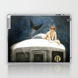 The Montague Street Tunnel Laptop & iPad Skin