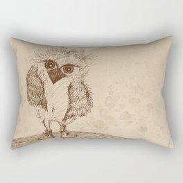 Tough Chick Rectangular Pillow