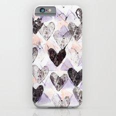 Love Triangle iPhone 6s Slim Case