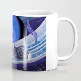 Through Space and Sound Coffee Mug