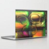 random Laptop & iPad Skins featuring Random by John Hansen
