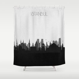 City Skylines: Istanbul Shower Curtain