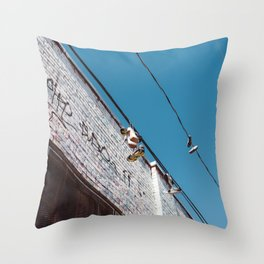 San Francisco XI Throw Pillow