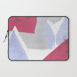 confused shocked thrilled Laptop Sleeve