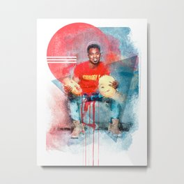 BB20 Swaggy C Metal Print