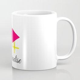 Flamingo and Paradise Coffee Mug