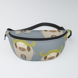 Whimsy Cape Buffalo Fanny Pack