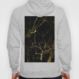 Black & Gold Hoody