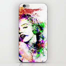 Monroe. iPhone Skin