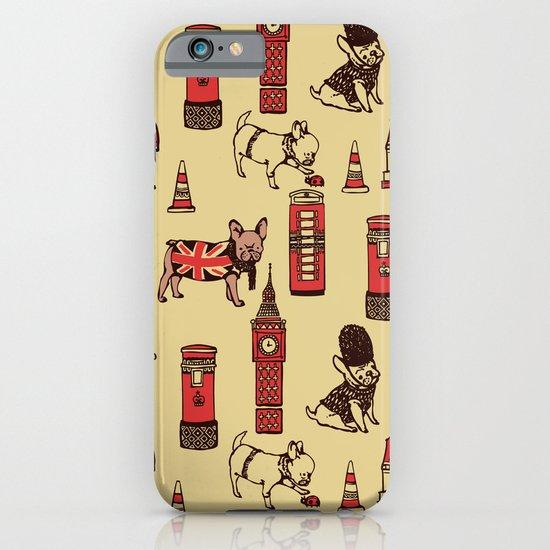 London Frenchies iPhone & iPod Case