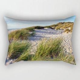 Magic Danish Coast Rectangular Pillow