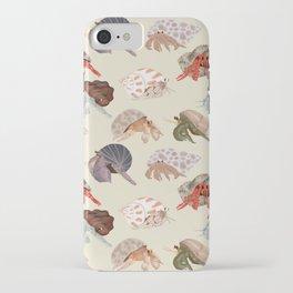Hermit Crabs iPhone Case