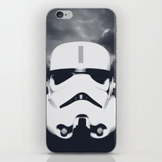 Lone Trooper iPhone & iPod Skin