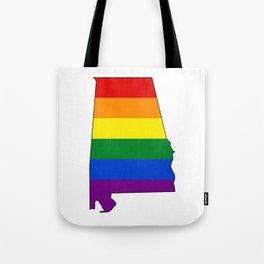 Alabama Pride! Tote Bag