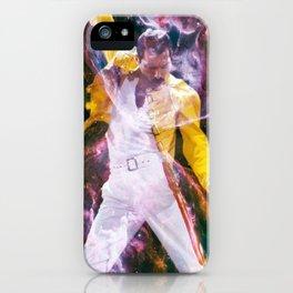 freddie overlay iPhone Case