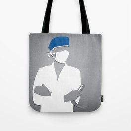 Anesthesiology Tote Bag