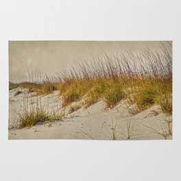 Beach Grass and Sugar Sand Rug