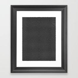 Lines 29J Framed Art Print