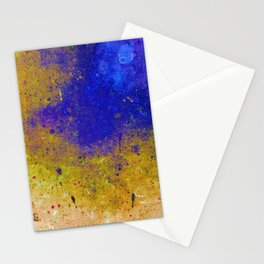 Ink Intrusion Stationery Cards