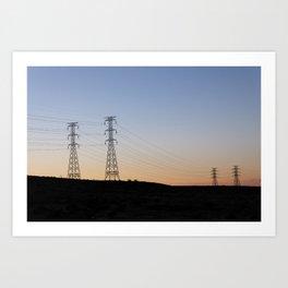 torres Art Print