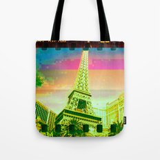 Las Vegas | Project L0̷SS   Tote Bag