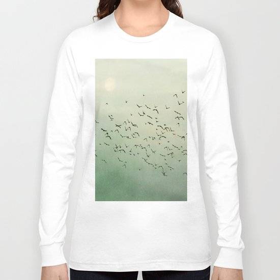 Over the Mountain Tops Long Sleeve T-shirt