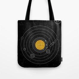 Cosmic Symphony Tote Bag