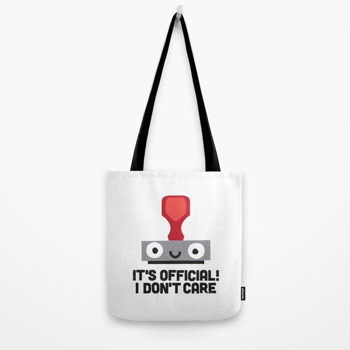Nopetarized Tote Bag
