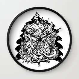 This is our Island Wall Clock