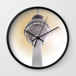 Berlin Love Wall Clock