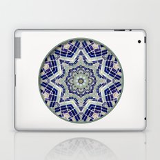 Looking Up Dome Mandala Laptop & iPad Skin