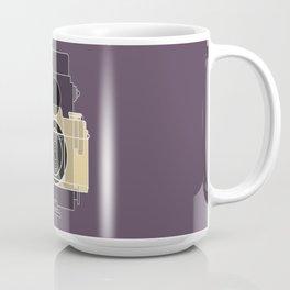 Camera History - yellow Coffee Mug