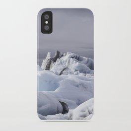 Glacier Lagoon iPhone Case