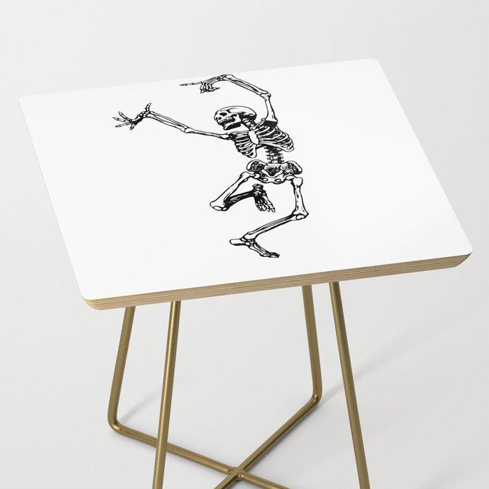 DANCING SKULL Side Table
